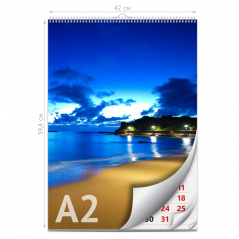 Календарь «Мажор великан» А2