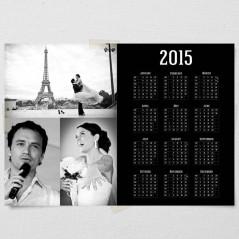 Календарь плакат «Воспоминания»